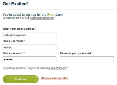 VP-ASP Shopping Cart - Online Help Guides - Integrate Olark into VP